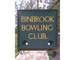 BINBROOK BOWLING CLUB