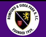 ROMFORD &amp; GIDEA PARK R.F.C