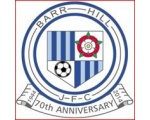 Barr Hill JFC est 1944 in Salford