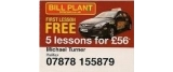 Bill Plant Driving School