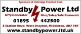 Standby Power Ltd