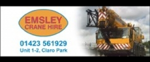 Emsley Crane Hire