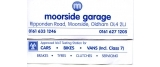 Moorside Garage