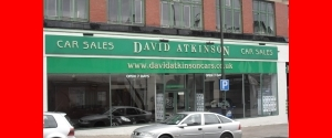 David Atkinson Car Sales