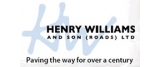 HENRY WILLIAMS AND SONS(ROAD)LTD