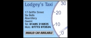 lodgeys taxi