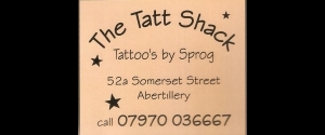 the tatt shack