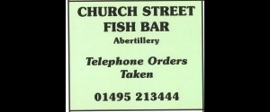 church street fish bar