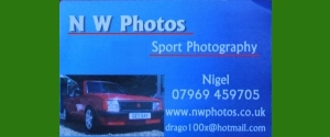 Nige Williams, Club Photography.