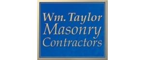 Wm. Taylor Masonry Contractors