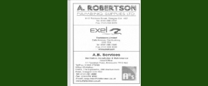 A. Robertson Plumbing Supplies Ltd