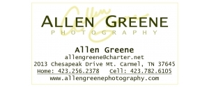 Allen Greene Photography