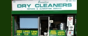 Executive Dry Cleaners