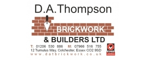 D.A. Thompson Brickwork & Builders Ltd