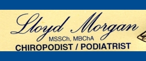 Lloyd Morgan - Chiropodist / Podiatrist