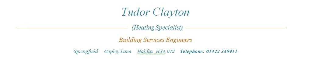 Tudor Clayton