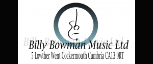 Billy Bowman Music Ltd