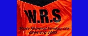 Waste Removal Services Ltd 0844 410 1090
