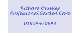 Richard Ounsley Gardening Services