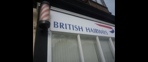 British Hairways Barbers