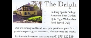 The Delph Tavern, 