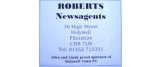 Roberts Newsagents