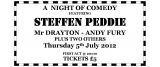 Comedy Night 5th July