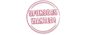 Sponsor wanted