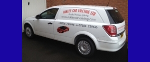 Oakley Car Valeting