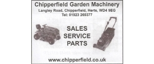 Chipperfield Garden Machinery