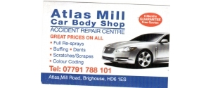Atlas Mill Body Shop