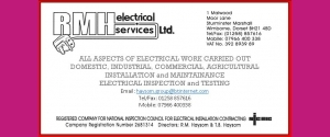 R.M.H. Electrical Services Ltd.