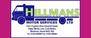 Hillmans Motor Services Ltd
