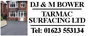 DJ & M Bower : Tarmac Surfacing Ltd