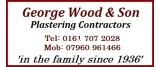 George Wood & Sons Plastering Services