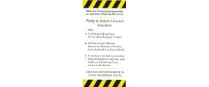 PHILIP & ROBERT HOWARD SOLICITORS