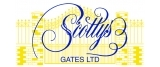 Pitch Side Board Sponsors - Scottys Gates