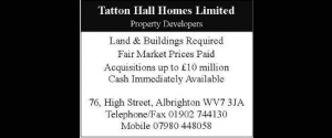 Tatton Hall Homes