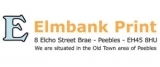 Elmbank Printing Services