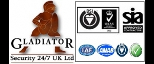 Gladiator Security 24/7 UK Ltd