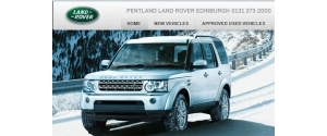 Pentland Landrover