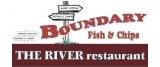 The Boundary and River Restaurant