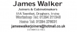 James Walkers Joiners