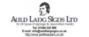 Auld Lang Signs Ltd.