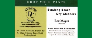 Ettalong Beach Dry Cleaning
