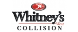Whitney's Collision