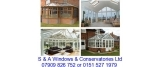 S & A Windows & Conservatories Ltd