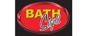 Bath Signs