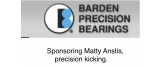 Barden precision bearings
