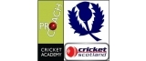 Pro Coach Cricket Academy and Cricket Scotland 
